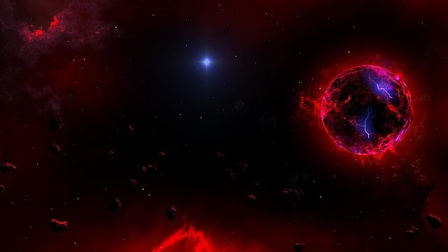 Планеты за пределами Солнечной системы.