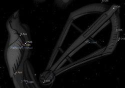 Созвездие Октант