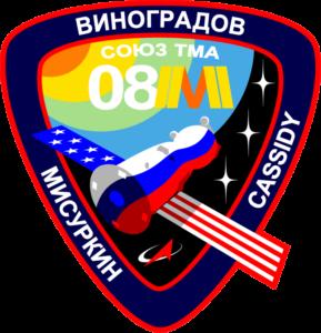 Эмблема экипажа «Союз ТМА-08М»