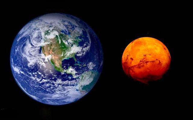 Что больше Марс или Земля