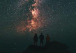 Слушать звуки космоса