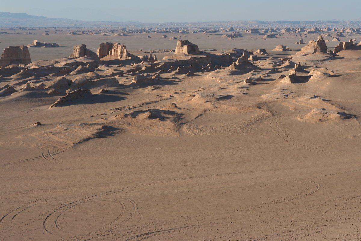 Пустыня Даште-Лут
