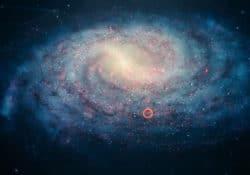 В какой галактике находится Солнечная система