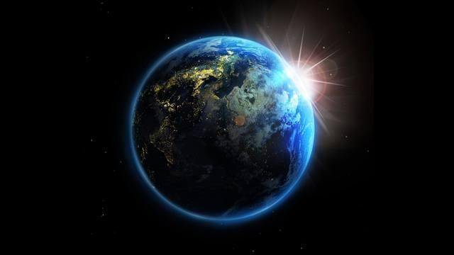 Третья планета от Солнца
