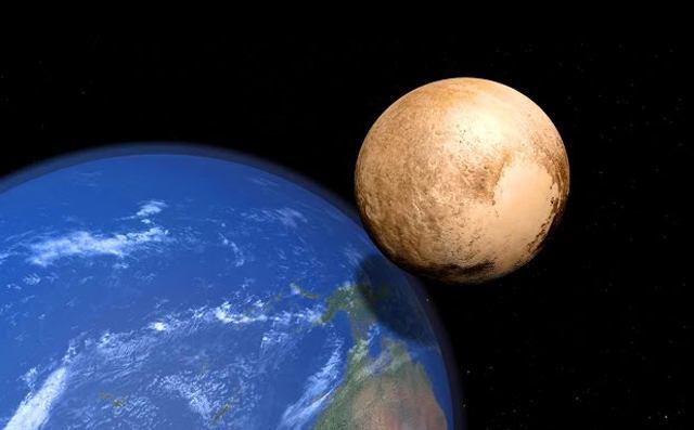 Сколько лететь до Плутона