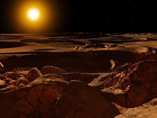 Сутки на Меркурии