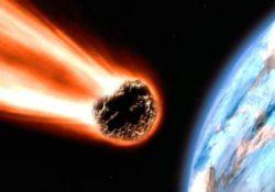 Метеориты, упавшие на землю