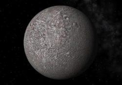 Размер Меркурия