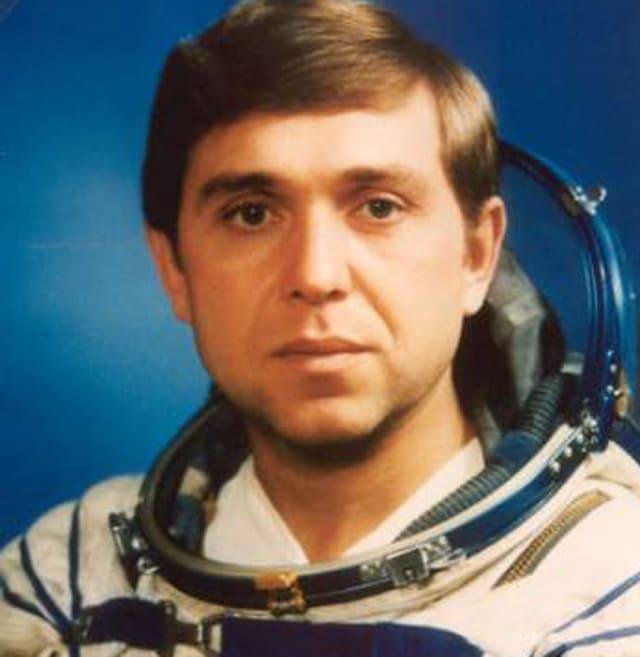 Космонавт Александр Александрович Волков
