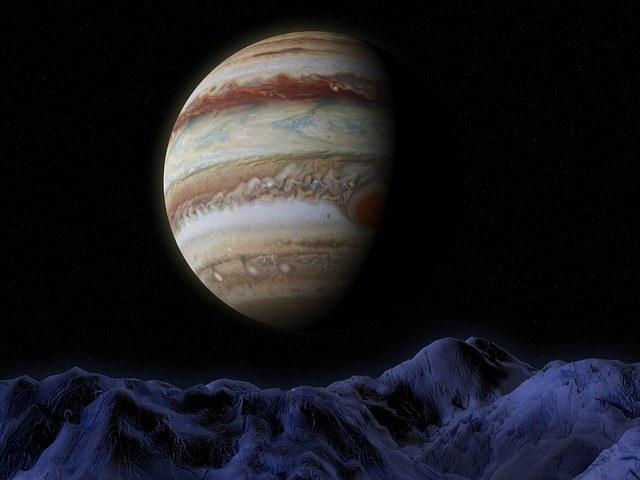 Юпитер, Ганимед
