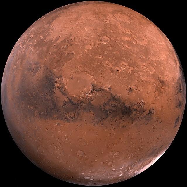 Планета Марс краткое описание