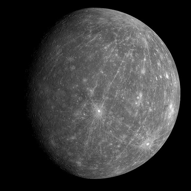 Планета Меркурий краткое описание.