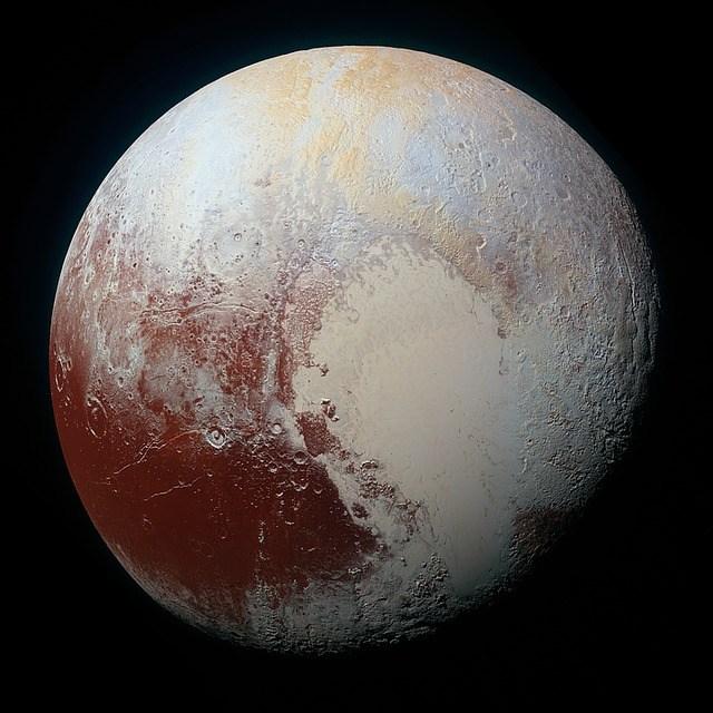 Планета Плутон краткое описание