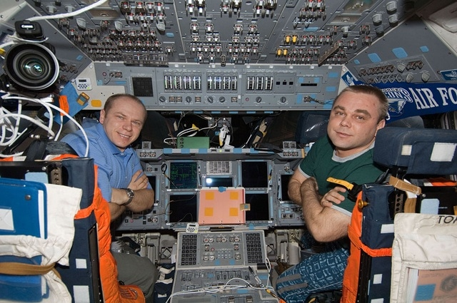 Олег Котов и Максим Сураев
