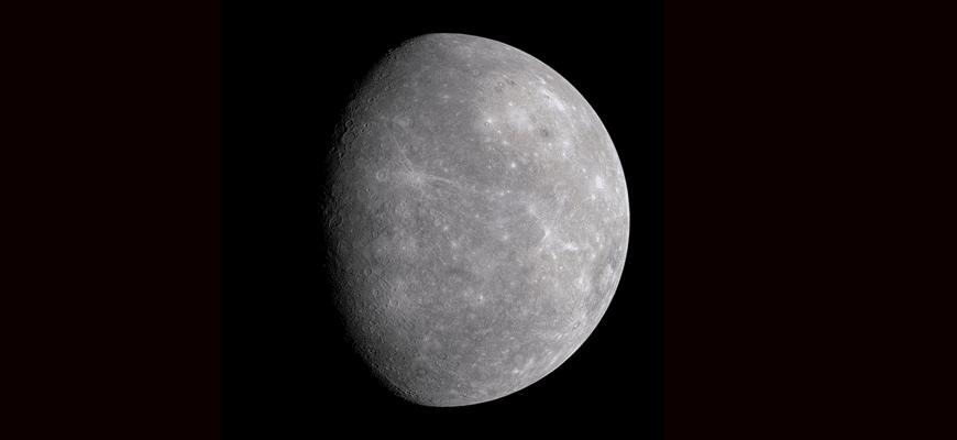 Особенности планеты Меркурий