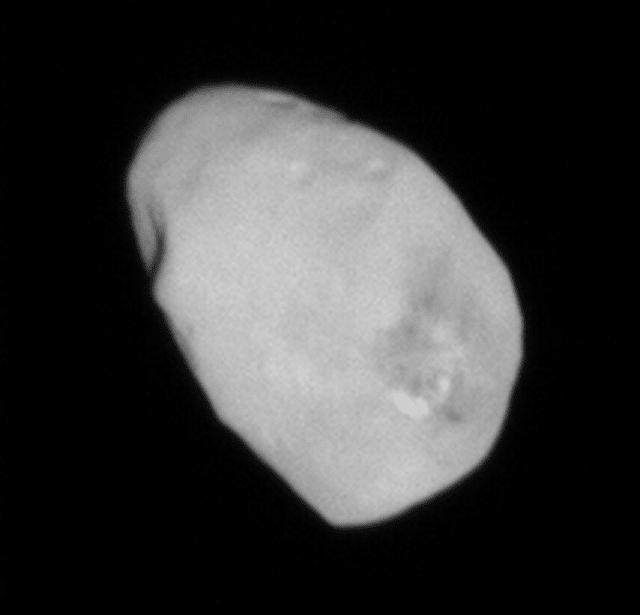 Спутник Плутона, Никта.