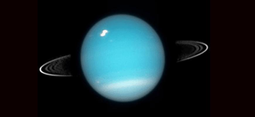 Особенности планеты Уран