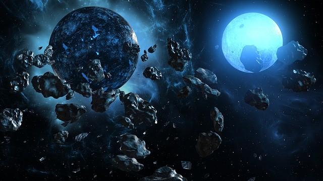 Рождение солнечной системы