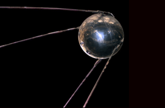 О первом спутнике Земли