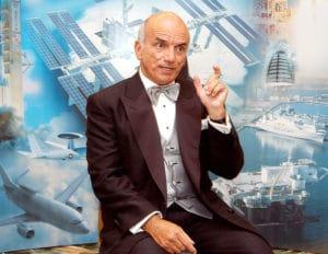Деннис Тито — первый космический турист,