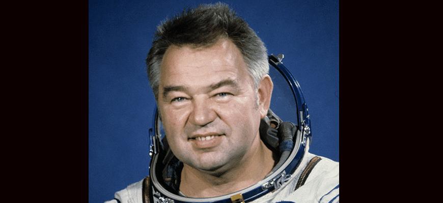 Космонавт Георгий Михайлович Гречко