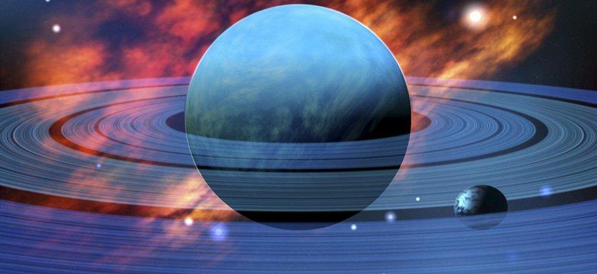 Плотность Нептуна