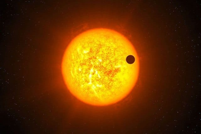 Как далеко от Меркурия до Солнца?