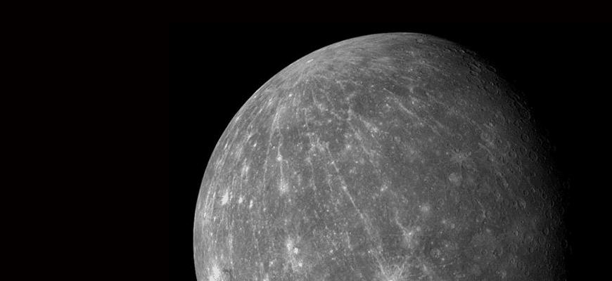 Погода на планете Меркурии
