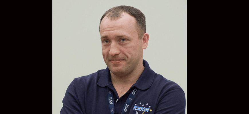 Космонавт Александр Александрович Мисуркин