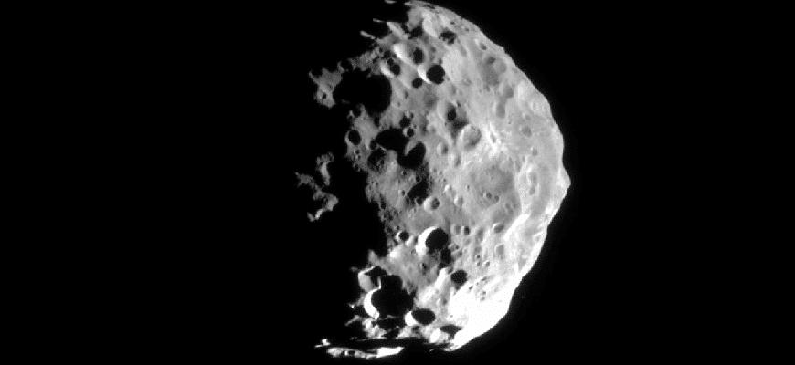 Феба спутник Сатурна