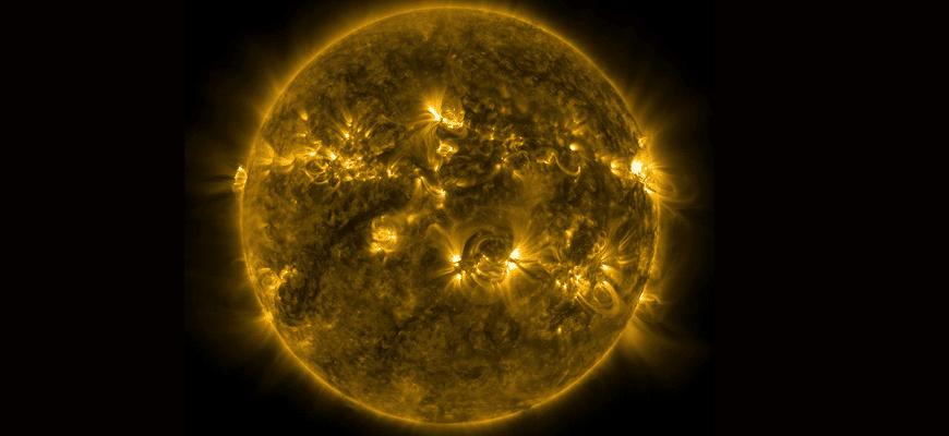 Во сколько раз Солнце больше Земли