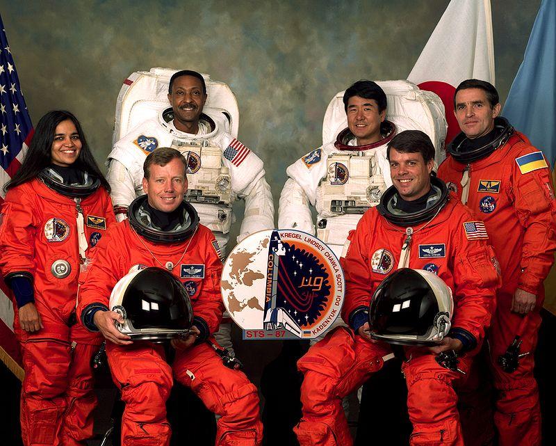 Команда STS-87