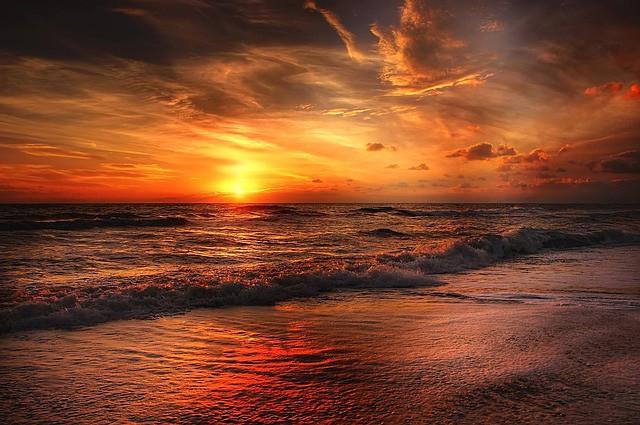 Сколько морей на Земле?