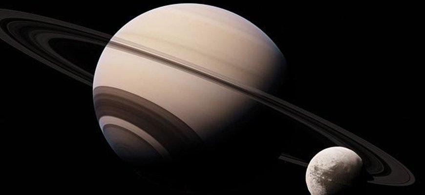 Температура на Сатурне
