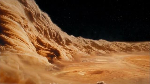 Погода на Юпитере