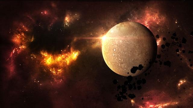 Интересные факты о планете Меркурий