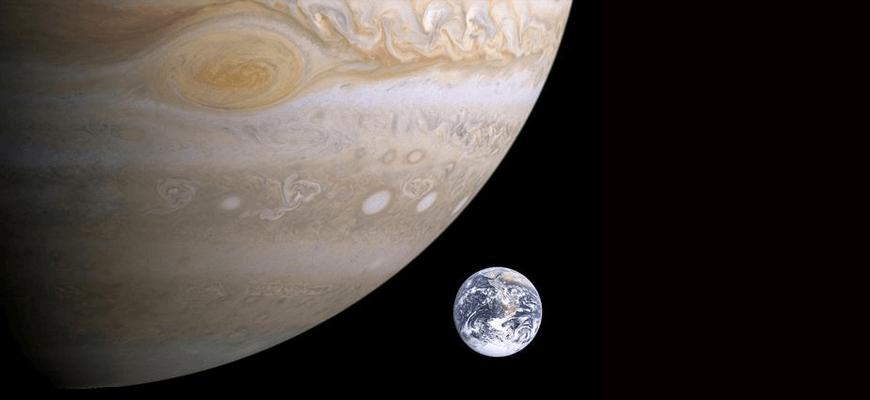 Площадь Юпитера