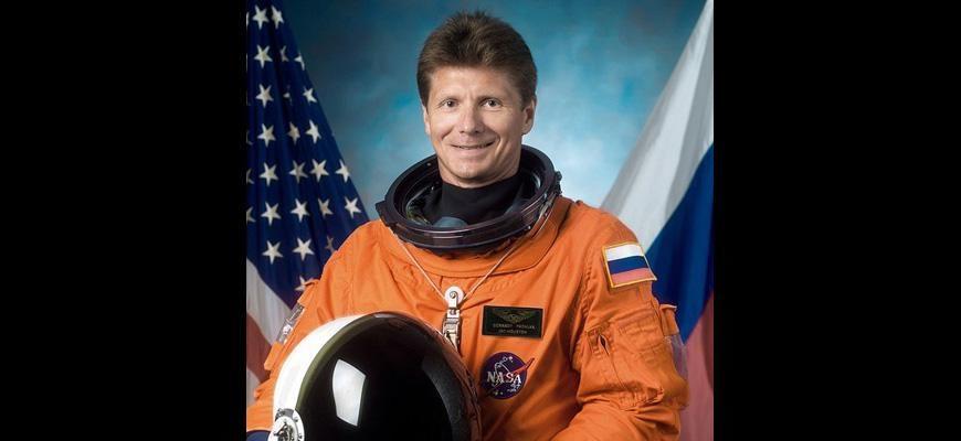 Космонавт Геннадий Иванович Падалка