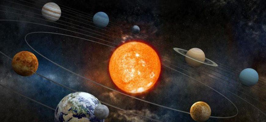Какая планета сначала была открыта с помощью расчетов