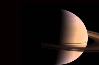 Какая по счёту планета Сатурн от Солнца