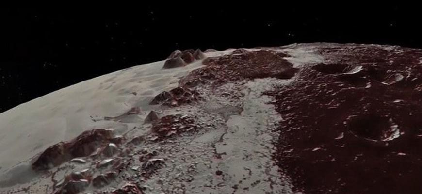 Температура на Плутоне
