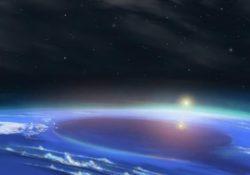 Поверхность планеты Нептун