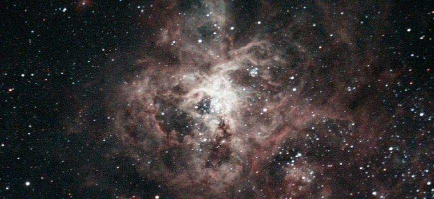 Туманности Тарантул
