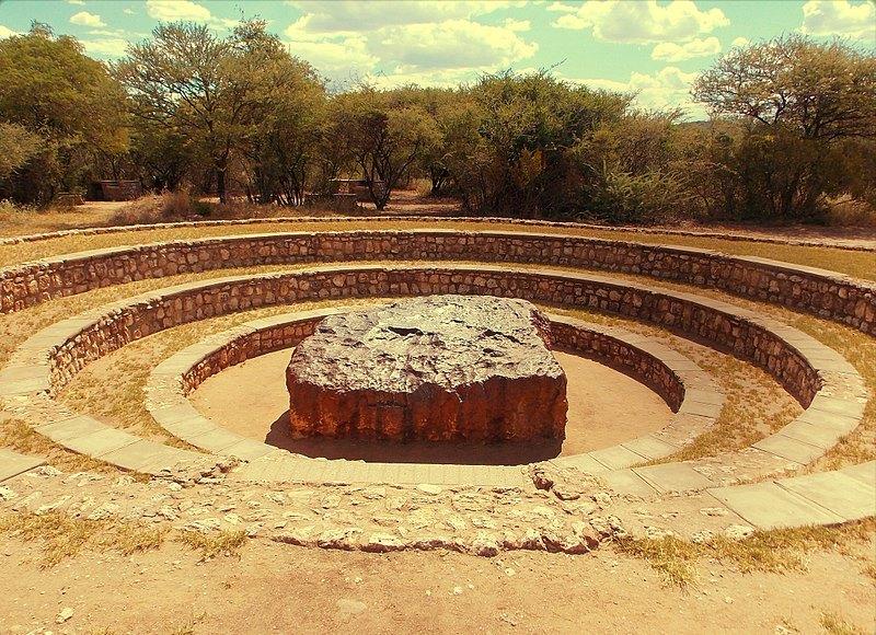 Метеорит Hoba