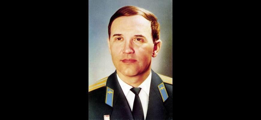 Космонавт Георгий Тимофеевич Добровольский