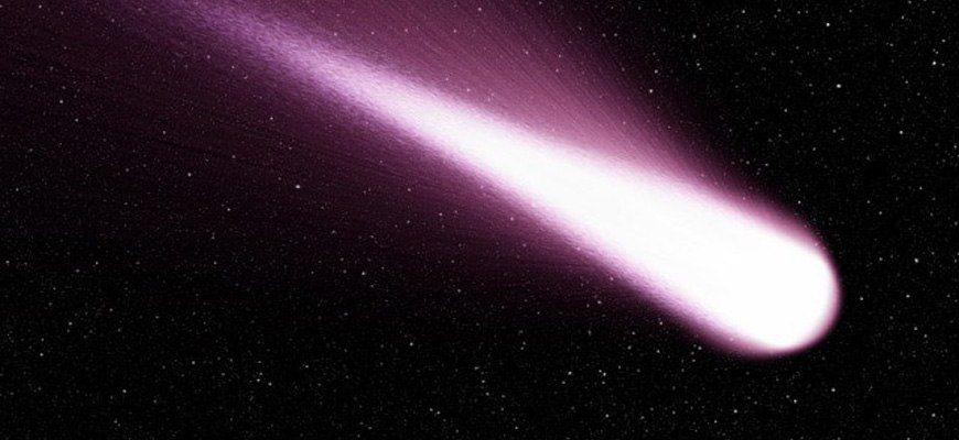 Комета Виртанена