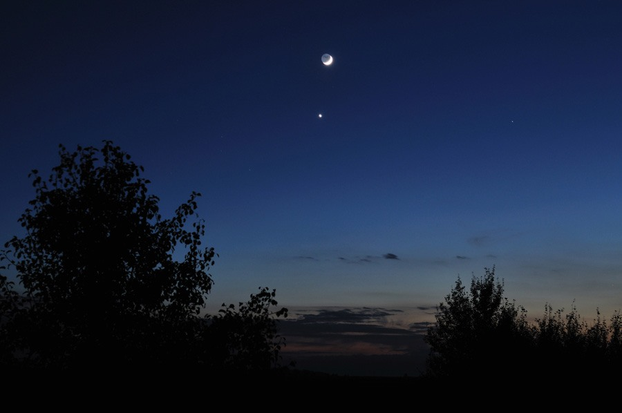 Утренняя звезда Венера