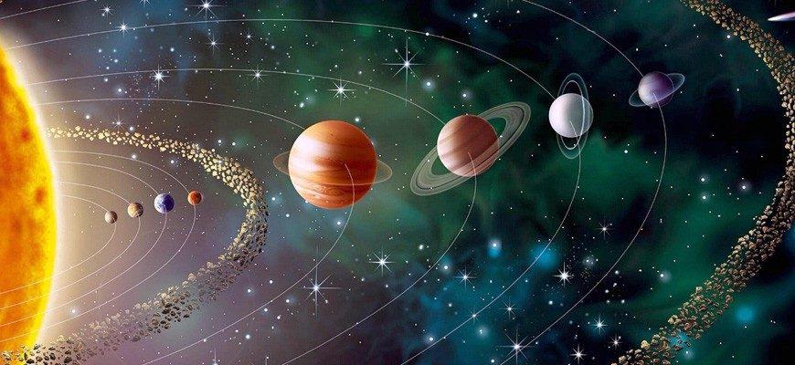 Четвёртая планета от Солнца