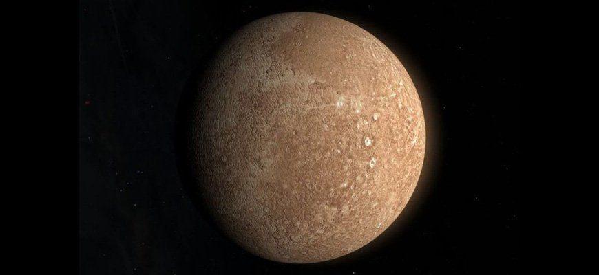 Масса Меркурия