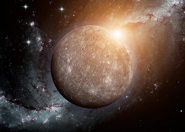 Какая по счету планета Меркурий от Солнца